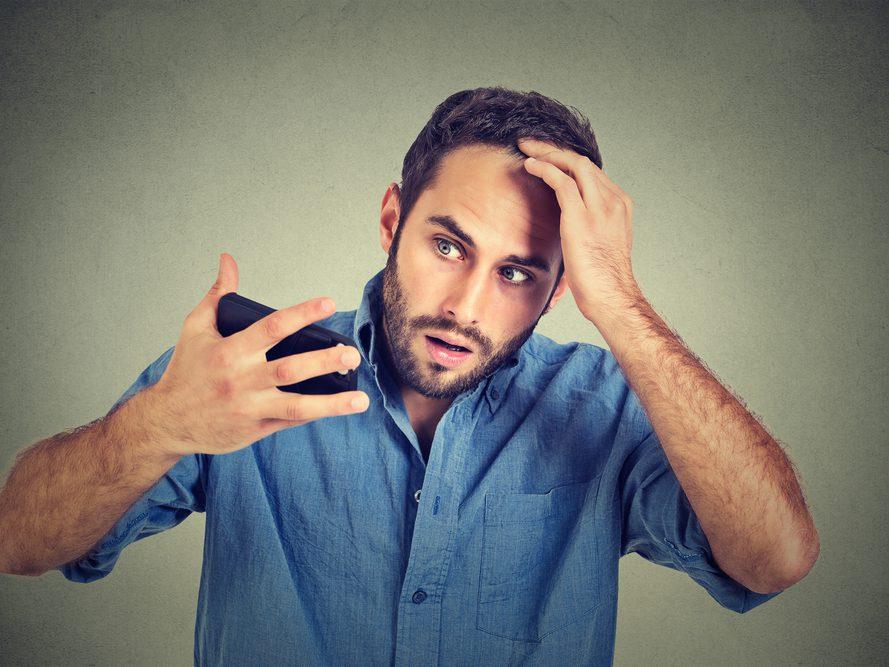 PRP gegen Haarausfall